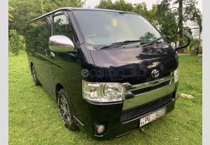 Toyota KDH DARK PRIME
